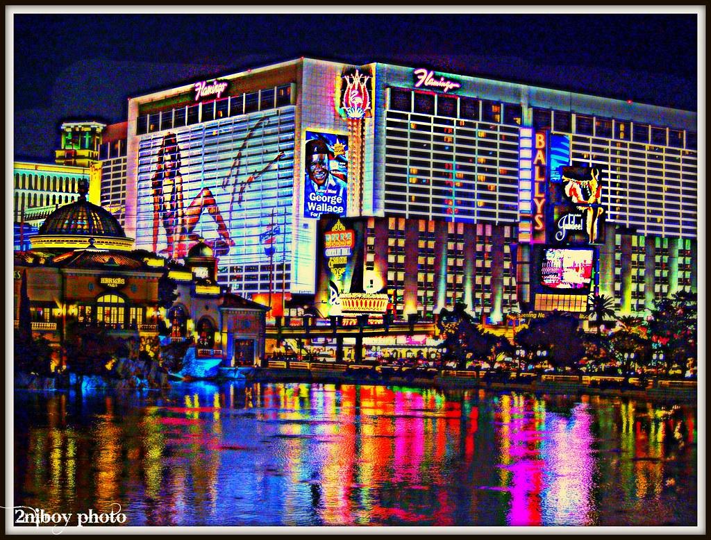Flamingo Hotel-Las Vegas