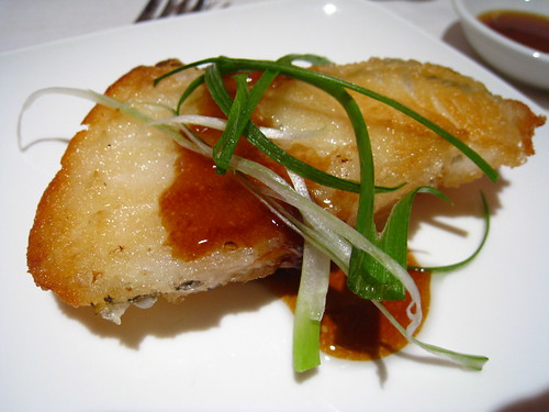 Pan-fried Cod Fish Fillets in Superior Soy Sauce