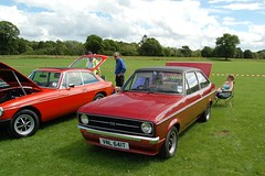 Corbridge Classic Car Show