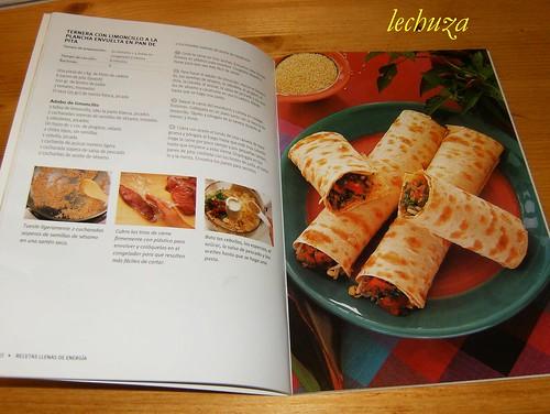 Libros cocina-Pasion sana int.