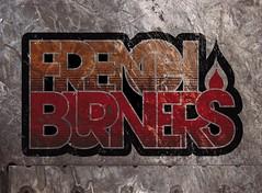 French Burners #3 (arnaud de conti) Tags: logo typography typo logotype typographie graphisme frenchburners