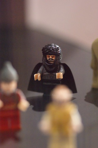 Prince of persia lego minifigs