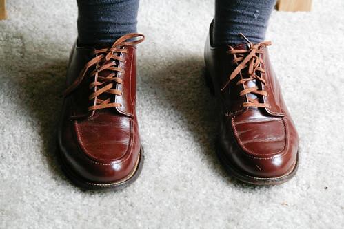 WAAC Shoes