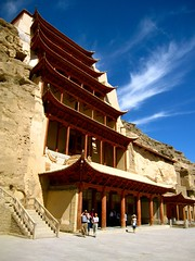 Cave 96 (teohwp85) Tags: china fab cave grottoes dunhuang mogao 96 mywinners abigfave ultimateshot fbdg coth5
