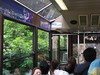 Riding the Peak Tram to Victoria P…