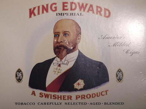 Reflesjos Diectos - King Edward