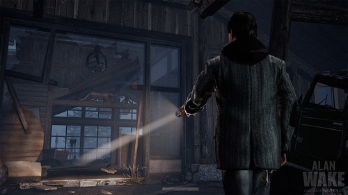 Alan Wake house