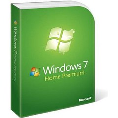 Windows 7 Home Premium Box