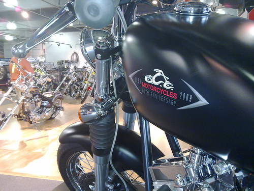 Et gensyn med Orange County Choppers – Roadtrip 2009