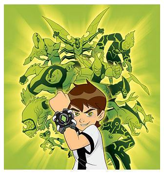 Ben 10: Historia y Juegos de la popular serie de Cartoon Network