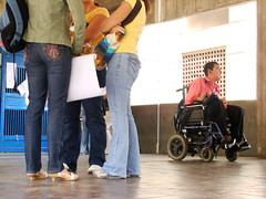 ... (Edmundongo) Tags: legs wheelchair special especial piernas silladeruedas paral paralico
