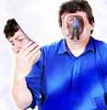 Self Control (adedavies) Tags: selfportrait photoshop studio nikon imagemanipulation d300 adriandaviesphotography