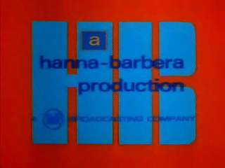 Hanna-Barbera production logo 1969