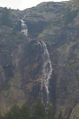 The Skakavitsa Waterfall   (Alan Hilditch) Tags: park mountain lake mountains la waterfall lakes mount rila national seven bulgarie  bulgarije bulgarien ezera  vodopad   elenski  skakavitsa   skakavishki