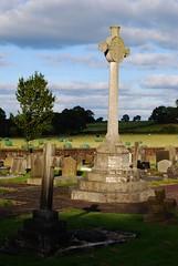 Cross to the fallen, WW1 (ianw2007) Tags: cross wwi fallen ww1 heros daresbury 19141919