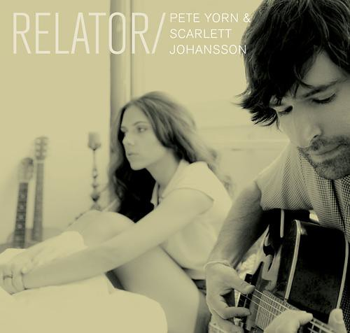 "Scarlett Johansson & Pete Yorn ""Relator"" single"