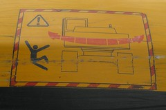 Dancing with diggers (W3) (Jackie & Dennis) Tags: austria tirol stickfiguresinperil zillertal tryol