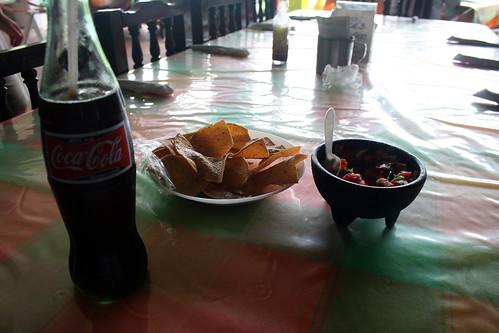 Copola - Coke, Chips, Salsa