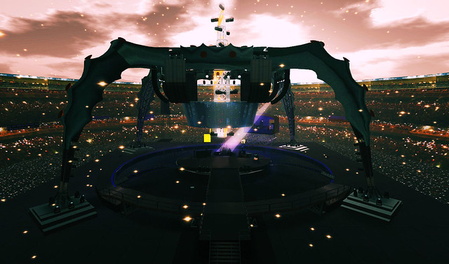 U2 in SL 360° 24 / DAY 2