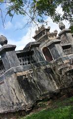 Some emperor's tomb