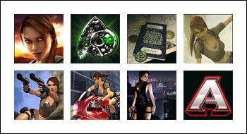 free Tomb Raider - Secrets of the Sword slot game symbols