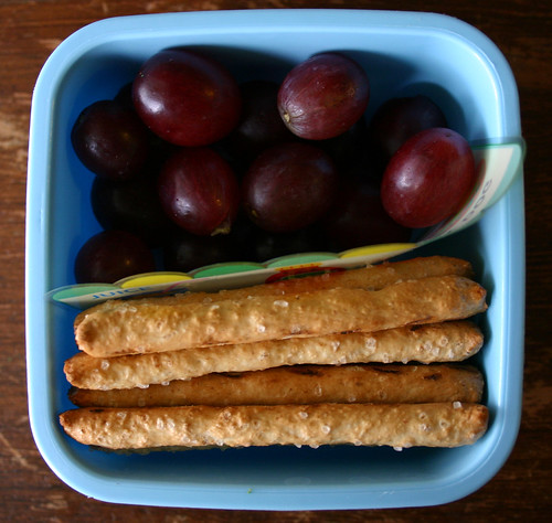 Kindergarten Snack #18: September 29, 2009