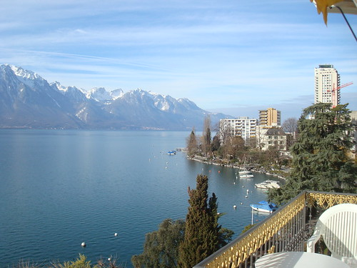 Hotel em Montreux