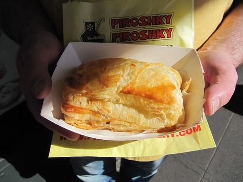piroshky pastry
