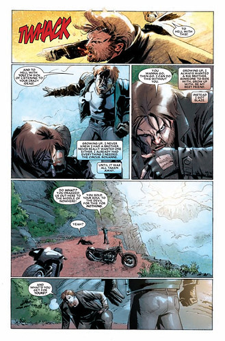 GHOST RIDERS: HEAVEN'S ON FIRE #3 page 1