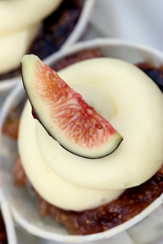 Fig and Quinoa Cupcakes