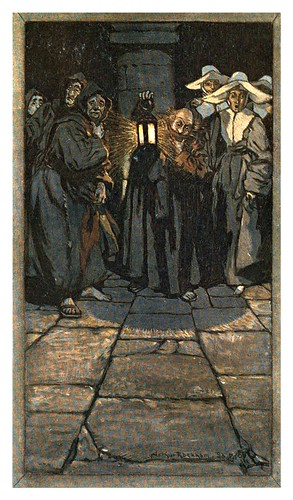 023-La penitencia de Ingoldsby-The Ingoldsby legends 1907-illustrations Rackham Arthur