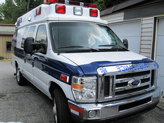 Danbury Ambulance - 6 (lemoncat1) Tags: ambulance paramedic ems emt lifesupport emergencymedicaltechnician advancedlifesupport emergencymedicalservice flycar