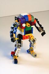 hardsuitproto_101409 (edubl31216) Tags: lego mecha hardsuit