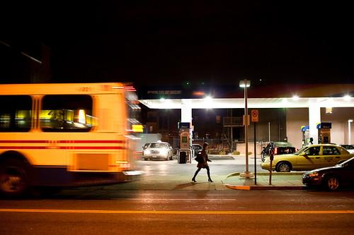 u street, night
