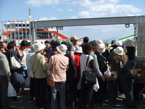 宮島 観光 祭りは お砂焼まつり11