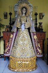 9.Dolorosa to dream about! (sts. paul & anthony) Tags: our thread lady dr ivory mater nombre soledad lopez embroidered virgen dulce raffy dolorosa angustia sorrows buillon inuud