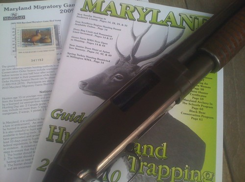 Hunting Licenses in Maryland