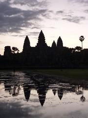 Angkor Wat Skies