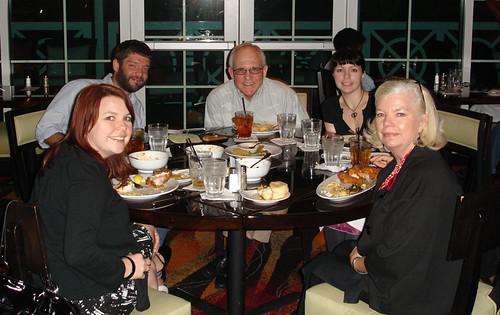Dad's Birthday Dinner at Emeril's