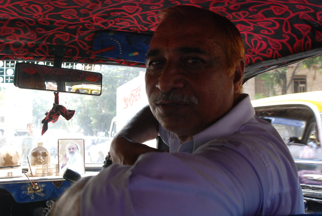 The Hindu Taxi Driver