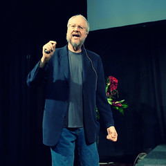 Douglas Crockford at Fronteers 2009, by Marien van Os