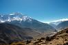 Jomson View (Andy Hares) Tags: nepal mountains nature trekking landscape scenery hiking himalaya circuit annapurnacircuit annapurna sanctuary