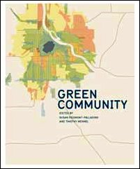 the cover of Green Community (courtesy of NBM and APA)