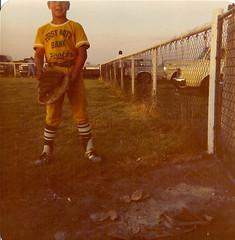 Summer 1980 (funny strange or funny ha ha) Tags: oklahoma baseball little first bank diamond national ok hooker league 73945