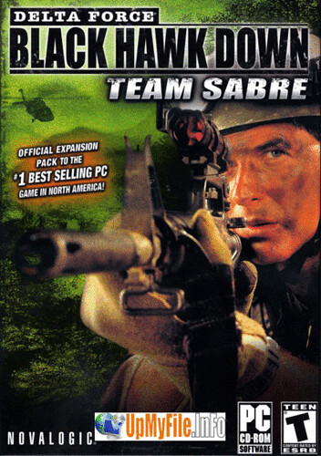 Delta Force: Black Hawk Down Sabre Team