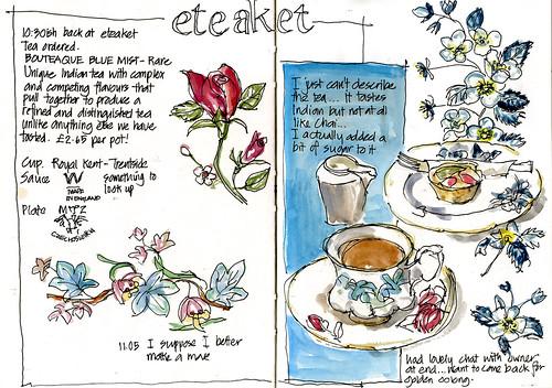 Day15_03 Eteaket Tearoom Again!