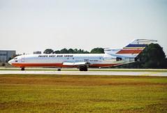 B727.N6809 (Airliners) Tags: cargo boeing kittyhawk mco freighter 727 b727 699 boeing727 kittyhawkaircargo 727f b7272 b727f pacificeastasiacargo n6809