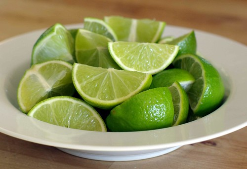 Fresh California Limes