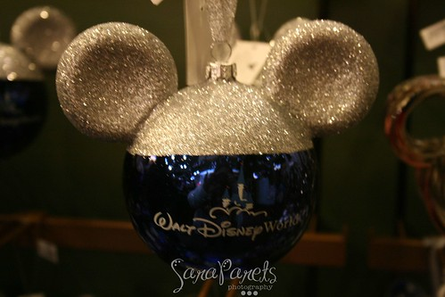 Disney ornaments