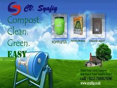 komposter (wakun275) Tags: green sampah penghijauan komposter adipuraauldeytamiyaspeedmini4wdkompostersampahgreenpenghijauanadipura